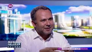 Birol Güven ile Gelecek Geliyor - Murat Şahin - Gelecekte Şirket Yönetimi (05.10.2018)