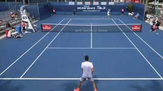 Tomic tanks against Darcis