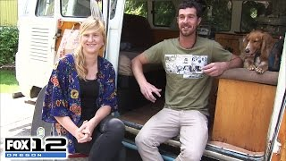 Van Life Project - Fox News Portland, Oregon