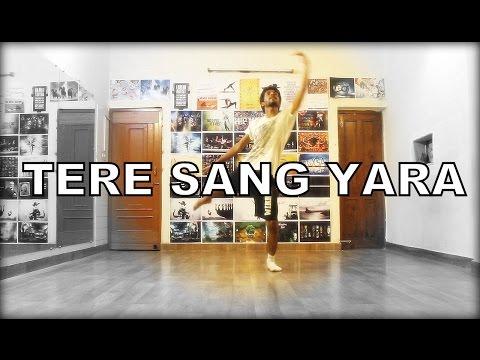 Tere Sang Yara | Contemporary Dance choreography | Deepak tulsyan