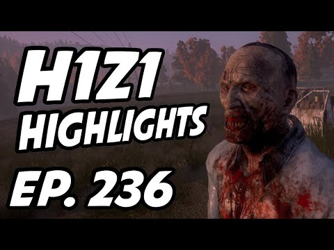 H1Z1 Daily Highlights | Ep. 236 | ErycTriceps, blastshawty, Sweetdreams, TTHump, HusKerrs