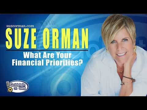 Suze orman what are your financial priorities goldstein on gelt suze orman what are your financial priorities goldstein on gelt show solutioingenieria Choice Image