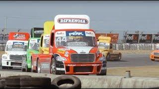Tractocamiones Freightliner- NASCAR Peak Mexico Series Monterrey 2018