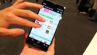 docomo夏モデル arrows nx f 06eの外観 hands on 5 2 fhd 1 7ghz quad core