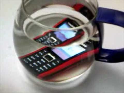 Samsung B2100 in der Kaffeepause