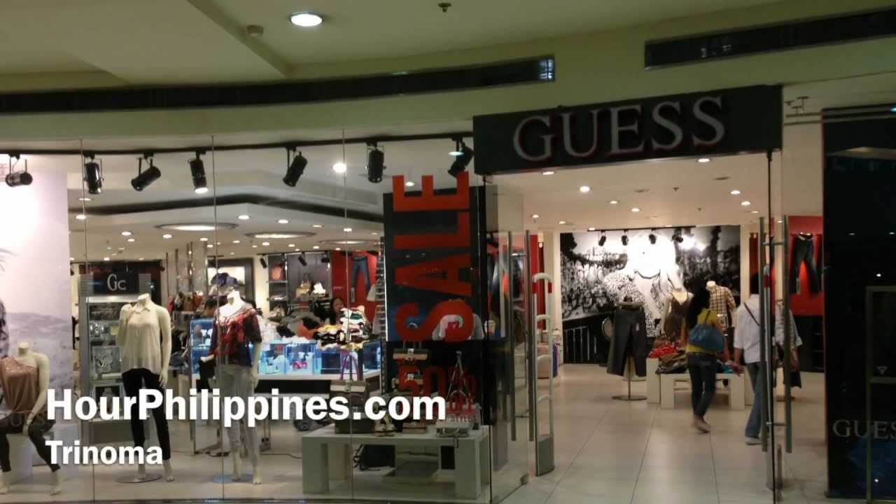 Guess Sale Trinoma Quezon City Philippines by ...