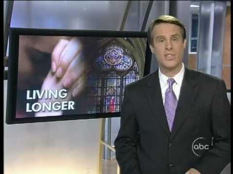 ABC World News Tonight - USA Today Special on Longevity