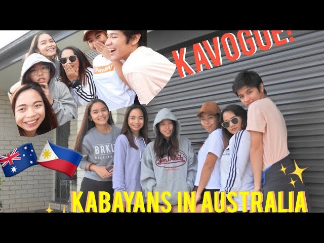 WALWALANG VLOG with the Kabayans (Australia)