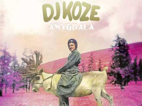 dj koze - Amygdala FULL ALBUM