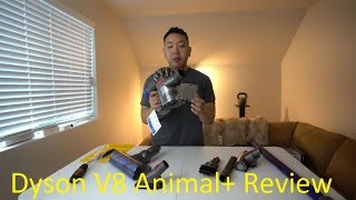 Black Friday 2018 Buy: Dyson V8 Animal+ Review