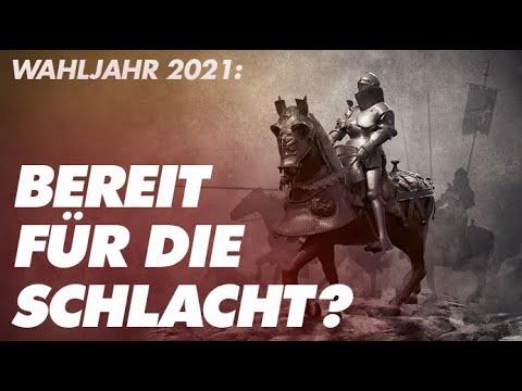 Wahljahr 2021: Bereit für die Schlacht?
