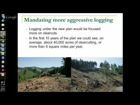 BLM Backyard Forests Online Forum