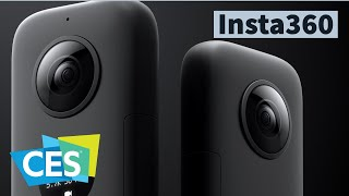 Insta360 ONE X - Best 5.7K 360 Degrees Camera of 2019? | CES 2019