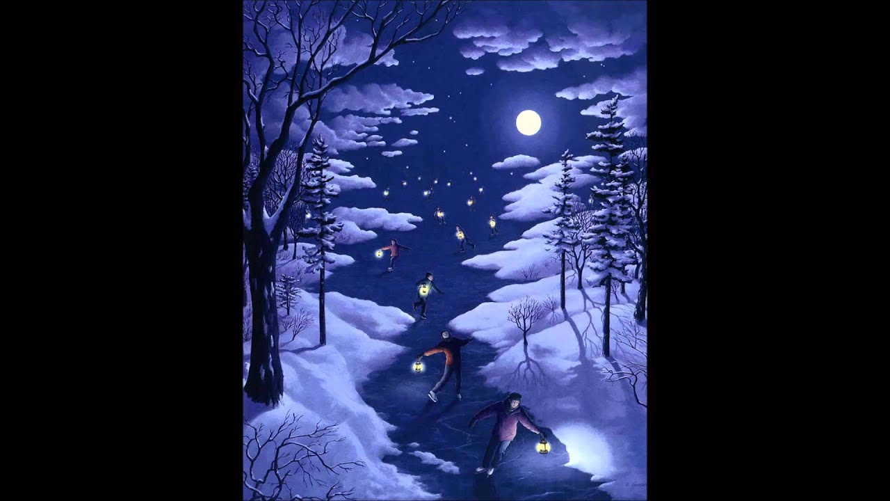 25 mind twisting optical illusion paintings by rob gonsalves youtube