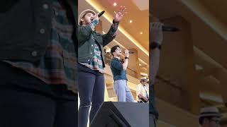Gambar cover Yovie and Nuno Demi Hati Live at Kota Kasablanka 27 April 2019