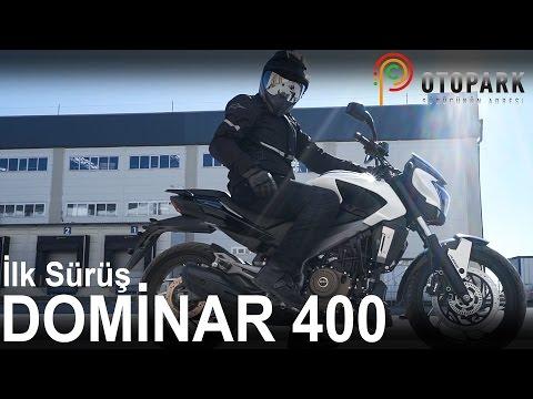 Bajaj Dominar 400 İlk Sürüş