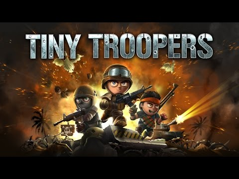 Tiny Troopers Windows Phone and Windows 8 official trailer [FINAL]
