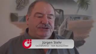 Stehr Baumaschinen präsentiert...