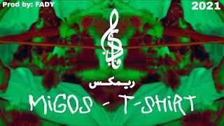 Migos T Shirt (Trap_Ramix)   اورج ريمكس ميجوس تي شيرت
