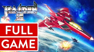 Raiden III [011] PC Longplay/Walkthrough/Playthrough (FULL GAME)