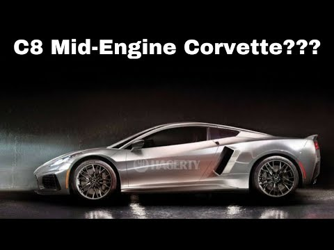 Car And Driver C8 Corvette Leaked I Love It Youtube
