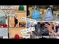 Whats NEW at Bicester Village! Discount Designer Outlet with PRICES! GUCCI, FENDI, BALENCIAGA...
