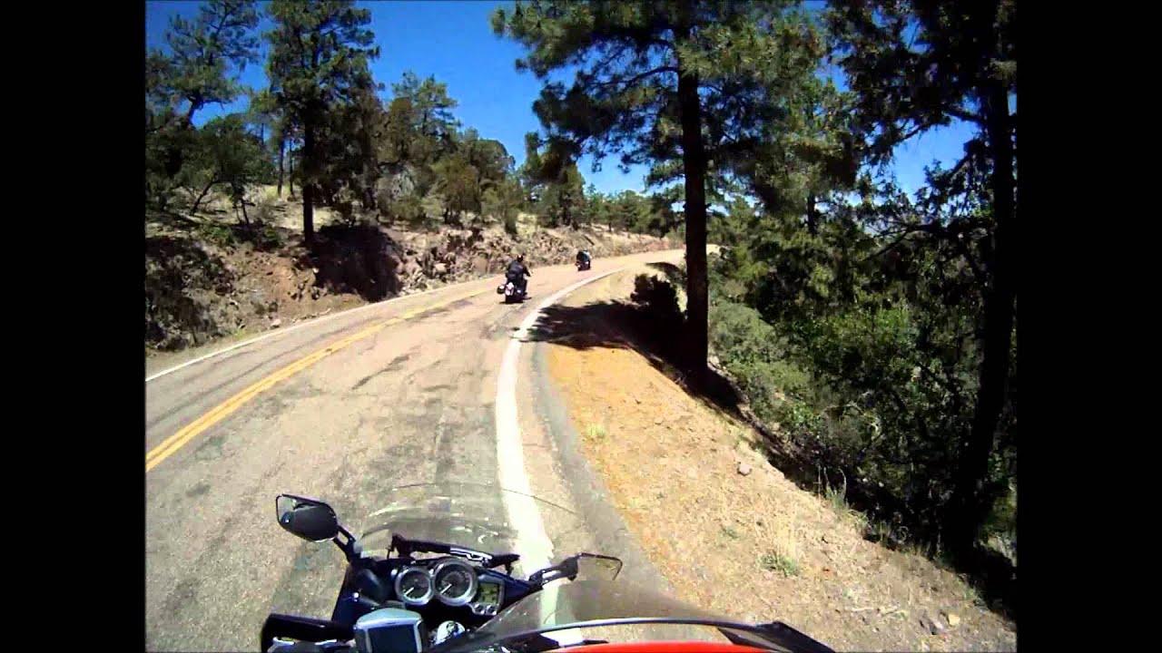 Devil S Highway 191 Morenci To Alpine Az 5 25 12 Wmv