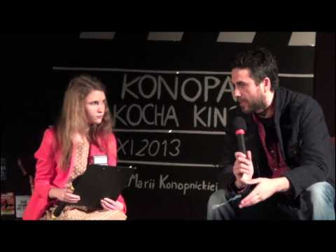 Wywiad z Marcinem Dorocińskim