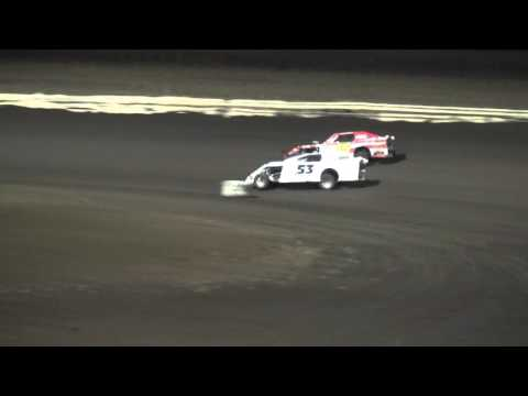 2015 Shiverfest Sport Mod C-Main Lee County Speedway 10/24/15