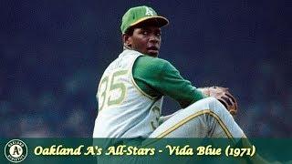 Oakland A's All Stars Episode 9 - Vida Blue (1971)