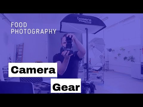 Food Photography Equipment For 2019