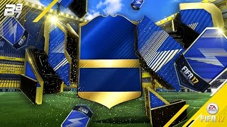 Team of the season is here! i packed one! | fifa 17 ultimate team