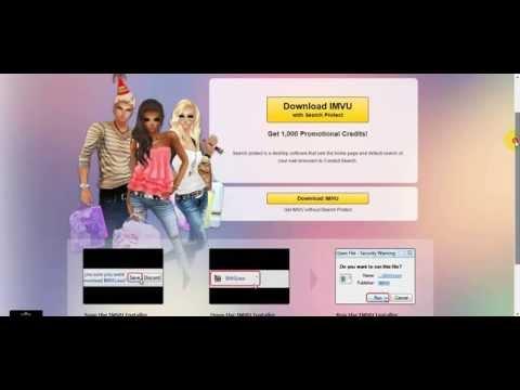 ::Download 3D Chat App:: Imvu