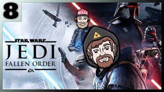 Ever wake up with a pounding headache? That's your mind on Jedi Fallen Order (Grandmaster).
