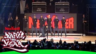 INTERNATIONAL BOTY 2015 - THE FLOORRIORZ (JAPAN) SHOWCASE [BOTY TV]