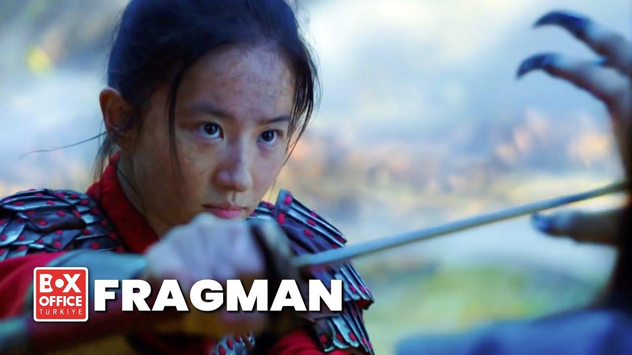 Mulan: Dublajlı Fragman