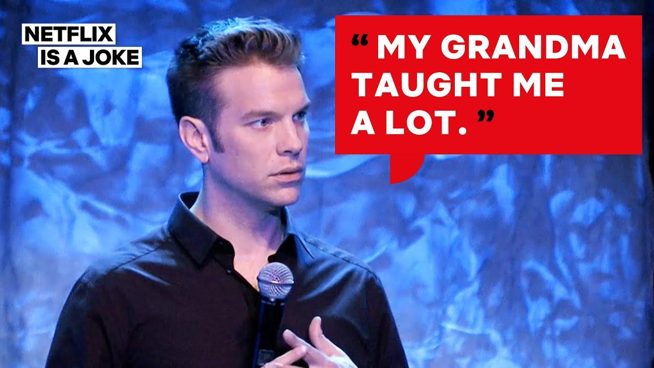 Anthony Jeselnik's Grandma Got the Last Laugh With a Bible Prank | Netflix Is A Joke