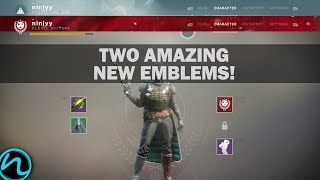 Destiny 2 - How to Get Resonant Chord & Stand Together Emblems