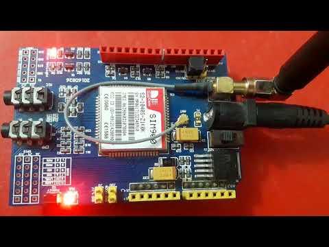 SIM900: Funcionamiento Y Prueba