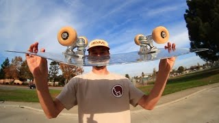 SKATEBOARDING ON A METAL PLATE | SKATE EVERYTHING EP 2