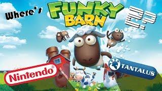 Dumb Dude Begs Nintendo for Funky Barn 2 On Camera