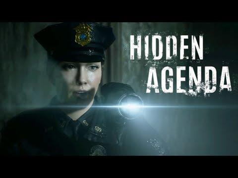 PRENDER UM SERIAL KILLER!!! | HIDDEN AGENDA (Em Português)