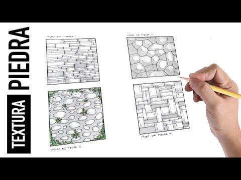 aprende-a-dibujar-muros-de-piedra-facilmente