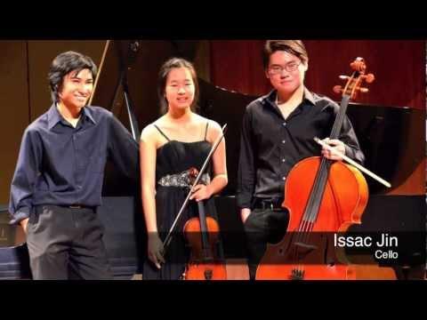 PIAZZOLLA Spring -Haesol Lee, Issac Jin & Matthew John