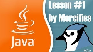 Learning Java: #1 - Setting up BlueJ, Writing HelloWorld...
