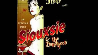 Siouxsie & The Banshees - Swimming Horses (live)
