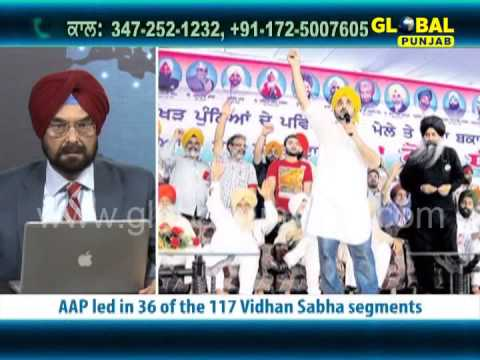 Can a divided AAP be a contender for power in Punjab? - Hello Global Punjab