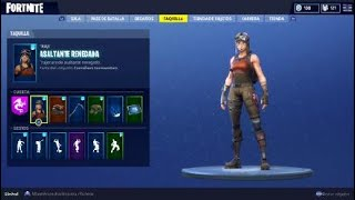 Fortnite Battle Royale SKINS, PICOS ET MOST EXCLUSIVE PLANEATES JEUR REPLEXX