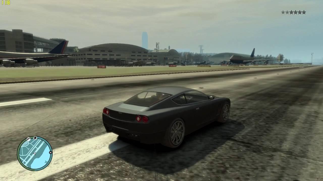 GTA IV - Max Settings GTX 1080 Quality Test