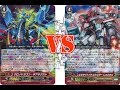 [MeeKhao] Cardfight Vanguard - Hole 188 Gear Chronicle (Chronojet) VS Oracle (Battle Sister)